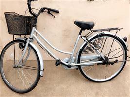 26インチ 自転車(フレーム曲がり)