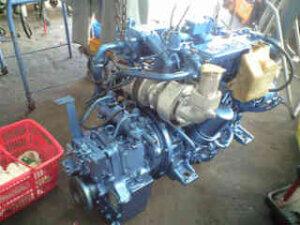 船エンジン