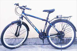 マウンテン自転車(鉄フレーム)