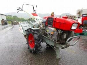 軽油耕運機